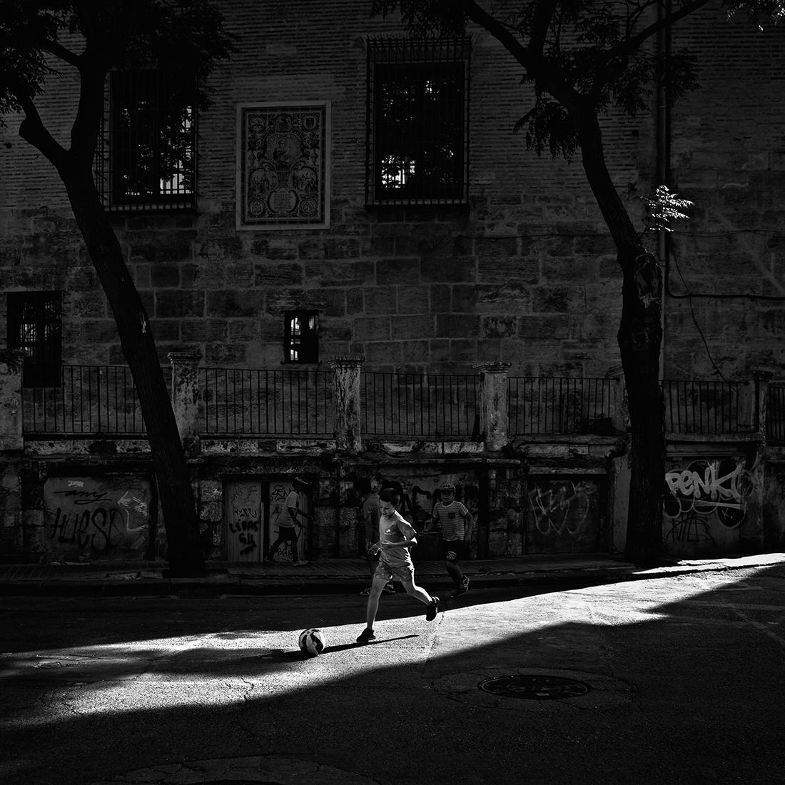 © Ragnar B. Varga: Lost in Spain