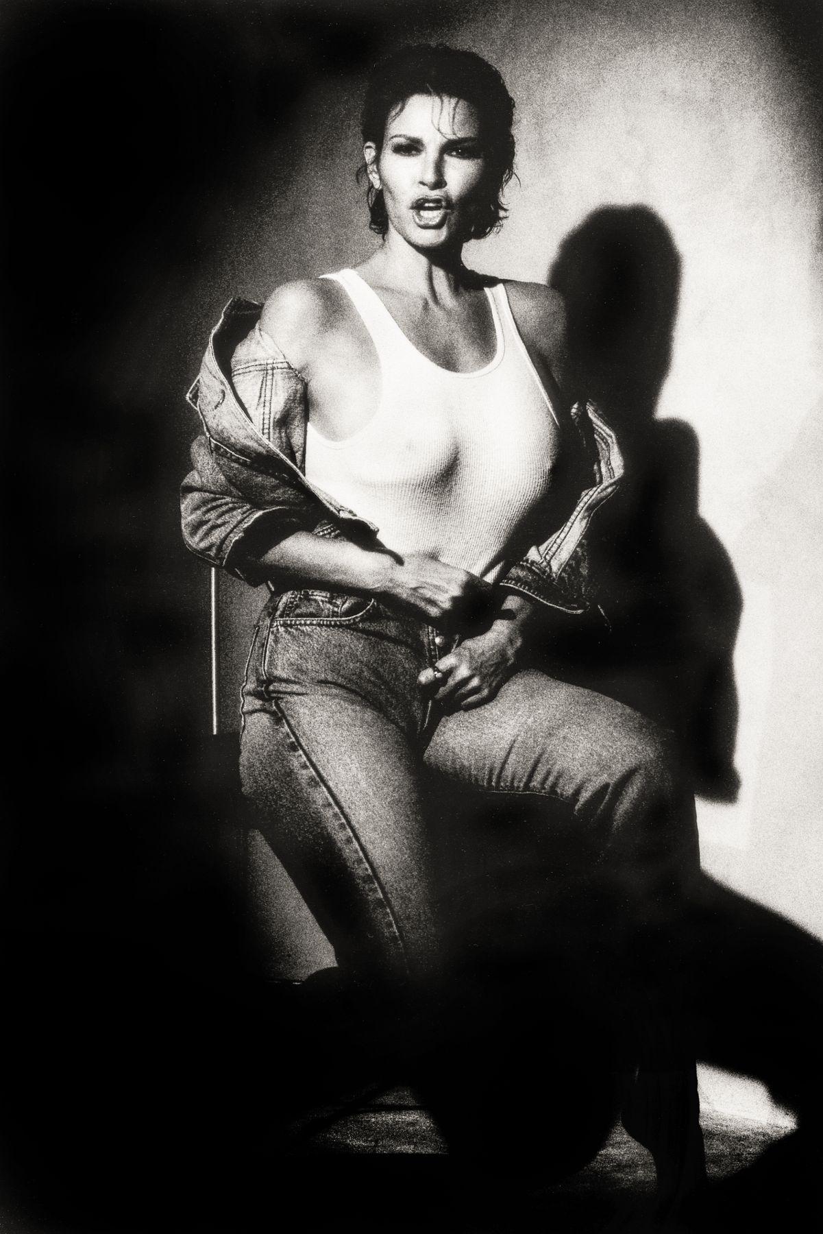 Raquel Welch, Los Angeles, 1989