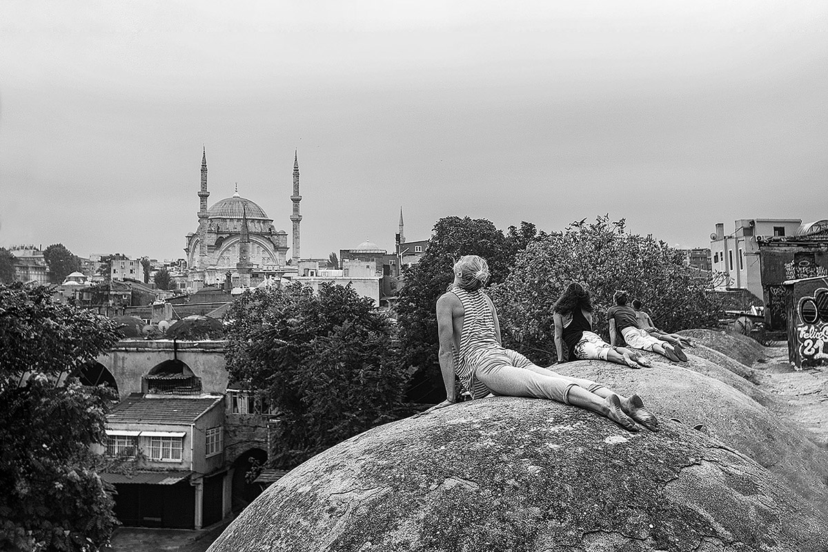 Timurtaş Onan: Istanbul - A City of Strange and Curious Moments