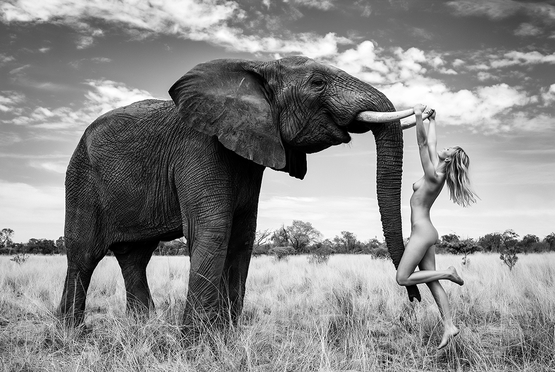 Paul Giggle - AFRICA, BLACK & WHITE SERIES OF THE YEAR 2021 Award